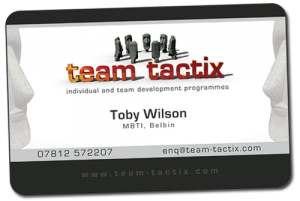Branding Logo Design: Team Tactix 00