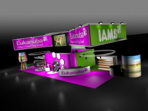 Exhibition Stand: 3D Design-00