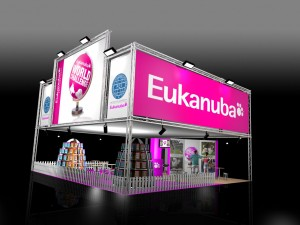 Exhibition Stand: 3D Design-02