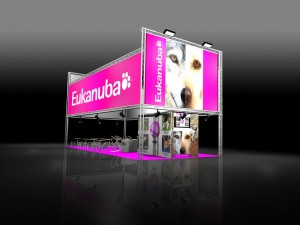 Exhibition Stand: 3D Design-04