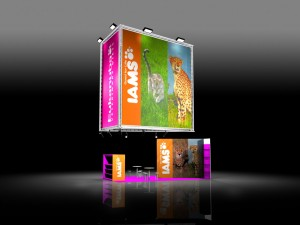 Exhibition Stand: 3D Design-05