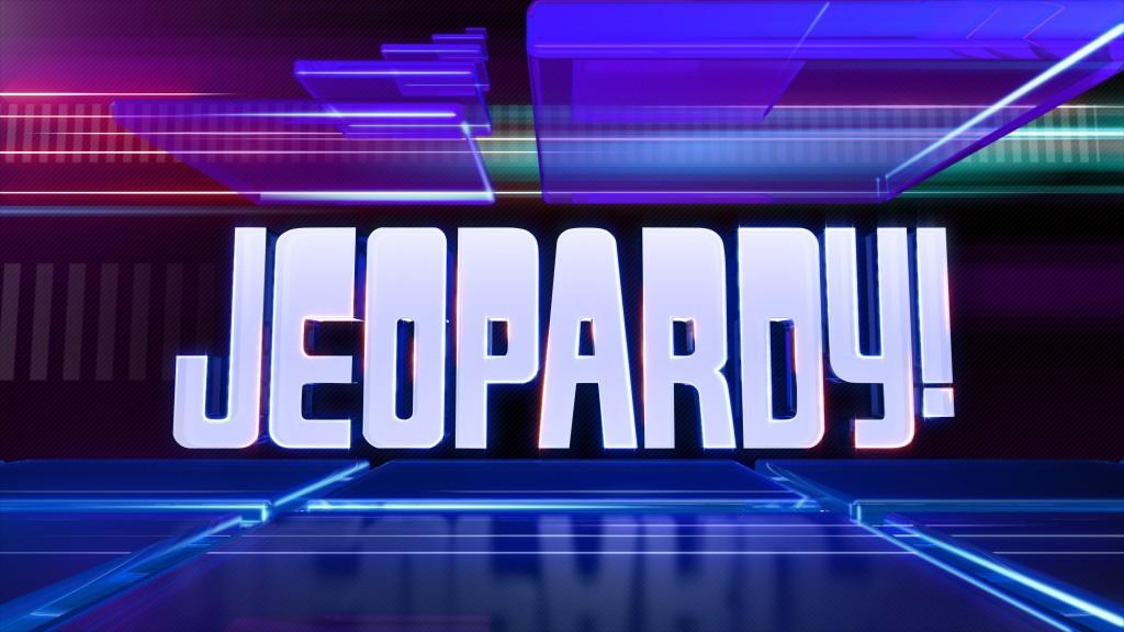 Jeopardy 3d Modelling