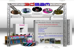 Website Design 3dSam