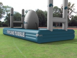 3D Inflatable Structure